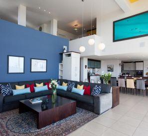 Crayfish Lodge interior